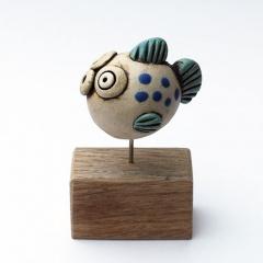 Fische_arndtboehm_Kugelfisch-Blauflosse