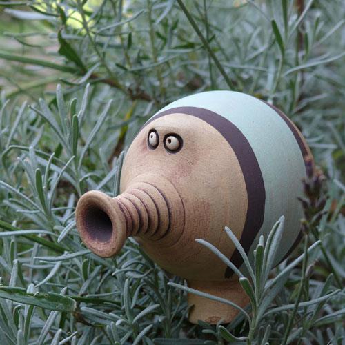 """Keramik-Tier: """"Minirüssler"""""""